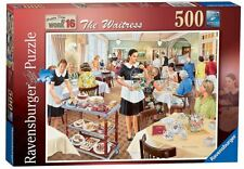 Ravensburger Happy Days at Work: THE WAITRESS 500 piece puzzle