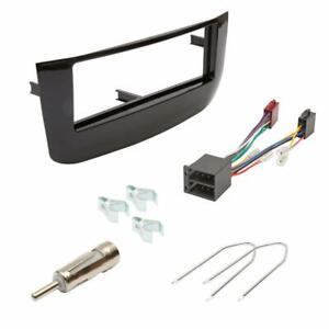 Fiat Punto EVO Car CD Radio Stereo Facia Fascia Plate Fitting Kit Surround Panel
