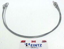 """Heintz Brothers 21&1/2"""" Hood Pin Cables for Hood Pin Locking Latching Kit-4 Pack"""