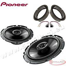 Pioneer Front auto altavoces componentes para nissan Navara d40-05-15