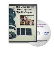 Mercury History and Apollo-Soyuz Space Missions DVD - A261