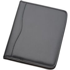 1 x New A4 Pad Cover Compendium-leather-express courier included-gift boxed-
