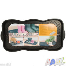 Multifunctional Tray Shoes Wellies Plant pots Paint Tins Snow Boots Tidy Tray