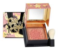 Beneficio Gold Rush cálido en rosa oro brillo néctar de Oro Colorete Mini 2.5g