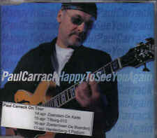 Paul Carrack-Happy To See You Again cd maxi single
