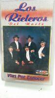 Vias Por Conocer by Los Rieleros Del Norte (Cassette)