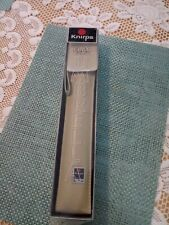 GUC Vintage KNIRPS FLAT NYLON UMBRELLA TOPMATIC WITH MATCHING HOLDER IN Orig BOX