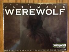 Ultimate Werewolf: Revised Edition by BEZIER GAMES