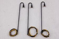 Pista TT lámpara de arco, 74mm, 14-16 voltios 3 unidades nuevo/en el embalaje original