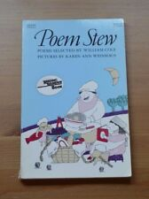 Poem Stew by William E. Cole (1983, Paperback) poetry book