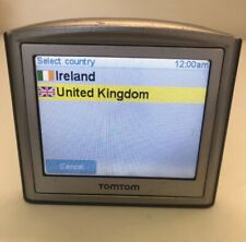 Tom Tom One 512MB GPS Sat Nav Unit - UK & Ireland