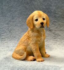 LENOX GOLDEN RETRIEVER PUPPY - 1996 Excellent Condition