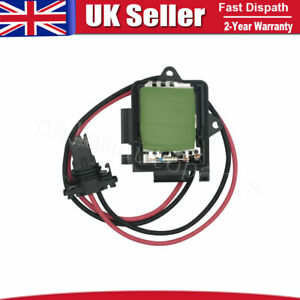 Heater Blower Resistor 7701050325 For Vauxhall Vivaro Renault Trafic Opel Vivaro