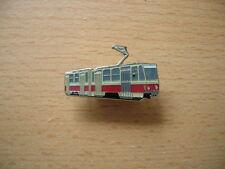 Pin Anstecker Straßenbahn TaTra KT4D Zug Lok Art. 6311