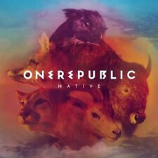 OneRepublic - Native (Deluxe Edition CD 2013) Bonus Tracks NEW & SEALED Digipak