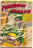 Forbidden Worlds 61 ACG 1957 GD VG