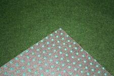 Rasenteppich Kunstrasen Basic grün 400x400 cm