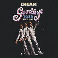 Goodbye Tour Live 1968 (4 CD Box-Set) von Cream (2020)