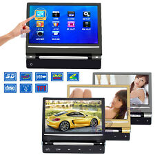 "9"" In Car Headrest 9 inch TFT LCD Monitor DVD Player Wireless Controller SD USB"