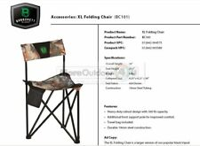 BC101 NEW Barronett Blinds BIG TRIPOD CHAIR Hunting Ground Blind Hunting Chair
