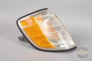 95-99 Mercedes W140 S600 S420 Right Passenger Side Headlight Turn Signal OEM