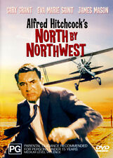 North by Northwest  - DVD - NEW Region 4