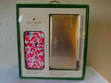 New Kate Spade New York Wristlet & Phone Case Set for iPhone 6 & iPhone 6s