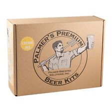 Palmer Premium Beer Kits - Irish Red Ale - 5 Gal Extract Homebrew 5.2% ABV
