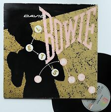 "Vinyle maxi David Bowie  ""Let's dance"""