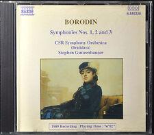 Borodin Symphonies by CSR Symphony Orchestra Bratislava [Germany Import] - NM/M