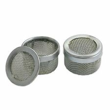 Mini Steel ultrasonic cleaning basket parts holder mesh watch tool 20mm x 13mm
