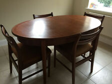Teak Dining Tables Sets with 5 Pieces