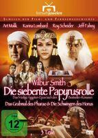 DIE SIEBENTE PAPYRUSROLLE-TE - CONNOR,KEVIN  2 DVD NEU