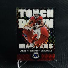 2020 NFL Mosaic Larry Fitzgerald Touch Down Masters Prizm