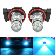 2pcs 8000k Ice Blue H11 H8 H9 Fog Lights LED 100W Driving Bulbs Car Auto 12V DC