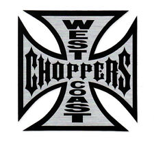 West coast choppers autocollant Harley Chopper wcc a