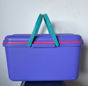 "Eagle Craftstor 20"" Craft Sewing Storage Tote Bin Organizer with Insert Tray"