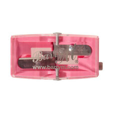 Barry M Pink Duo Large And Regular Pencil Sharpener - Makeup & Cosmetics
