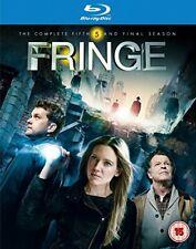 Fringe  Season 5 (Bluray  UV Copy) [2013] [Region Free] [DVD]