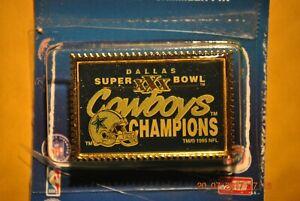 DALLAS COWBOYS  -- SUPER BOWL XXX CHAMPIONS -- COLLECTOR PIN