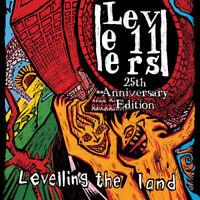 "The Levellers : Levelling the Land Vinyl 25th Anniversary  12"" Album 2 discs"