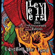 The Levellers : Levelling the Land Vinyl (2016) ***NEW***