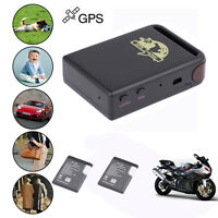 TK102 Mini GPS/GSM/GPRS Tracker Car Vehicle Real Time Tracking Locator Device