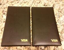 Lot of 2 Bar/Restaurant Server Guest Check Books