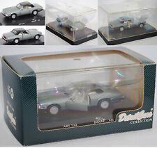 DetailCars 132 Jaguar XJS Convertible  mit Soft Top, blaugraumetallic, 1:43