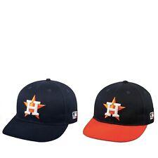 Houston Astros Logo Baseball Cap MLB Adjustable Adult Hat by Outdoor Cap