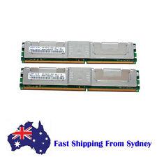 Samsung 2GB (2 X1G) 1Rx8 PC2-5300F DDR2-667 Fully buffered ECC Memory