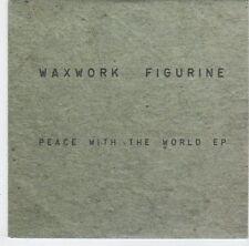 (EL622) Waxwork Figurine, Peace With The World EP - 2013 DJ CD