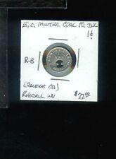 CR) Coal Scrip EC Minter Coal Co R-8 1 Cent Rhodell WV