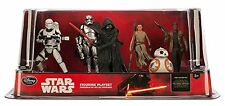 STAR WARS FORCE AWAKENS DELUXE FIGURINE SET OF 10 EXCLUSIVE FIGURES LEIA PHASMA